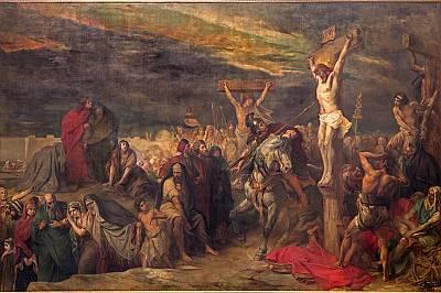 На Разпети петък Иисус изкупува греховете ни