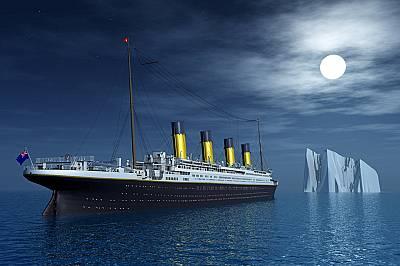 """Изследване показва : Кои загинаха с """"Титаник"""" и кои оцеляха"""
