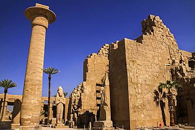 Защо е западнала египетската цивилизация?