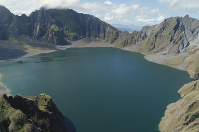 Могат ли вулканите да охладят затоплящата се планета?
