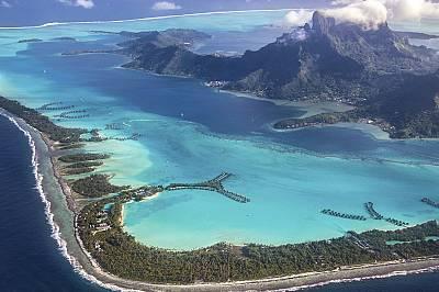 Бора Бора, Таитиwww.tahiti-tourisme.com/islands/borabora/Това е един от магичните острови, които съставляват Френска Полинезия.  Дълъг е едва 29 килом...