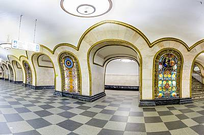 """Станция """"Новослободская"""""""