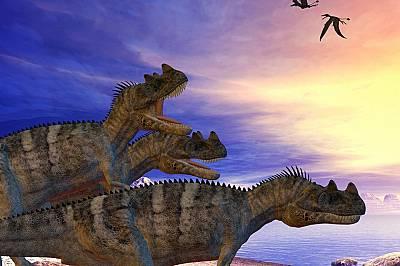 Цератозаври