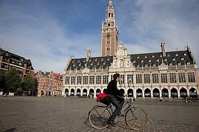 ЛьовенВторото място в класацията тази година е за белгийския Льовен. Льовен е само на 20 минути с влак от Брюксел и международното летище на столицат...