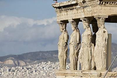 9 място: Атина9. Атина, Гърция - гръцката столица е пълна с открити паметници и забележителности, което означава много малко сигурност в най-натоварен...