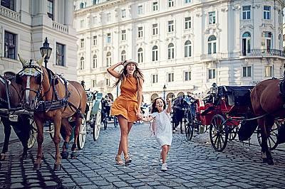 Виена – най-добрият за живот град в света бе разтърсен от терористични атаки снощи