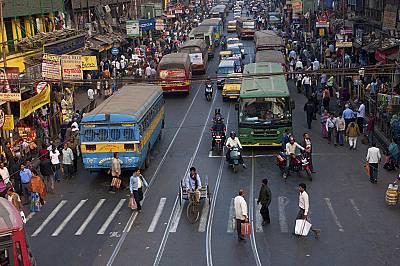 20. място: Колката, ИндияНаселението на тази урбанизирана територия е 14 милиона 810 хиляди души, а площта - 1204 квадратни километра (гъсто...