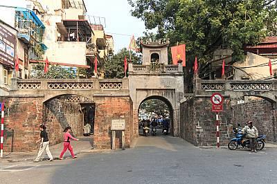 10 място: Ханой10. Ханой, Виетнам – старата част на града е изпълнен с исторически паметници и завладяваща архитектура, удобна за джебчиите...