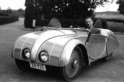 Създателят на VW Beetle умира беден и самотен