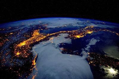 Удивителните снимки, които Скот Кели направи от Космоса