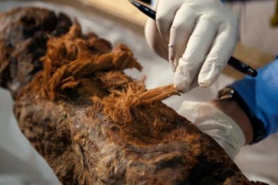 Нова находка преобръща историята на египетското мумифициране