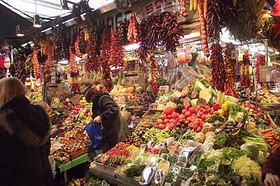 """Ла БокерияПодгласник в категория """"Европейски храни и ястия"""""""