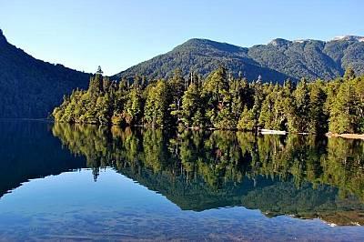"""Национален парк """"Лос Алеркес""""Тук, в последните почти недокоснати части на патагонската гора, се намират много местни и застрашени представит..."""