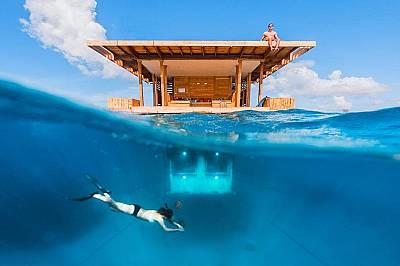 """Курорт """"Манта"""", остров Пемба, ЗанзибарКурортът """"Манта"""" със своите плажни вили на самотен остров, заобиколен от кристални..."""
