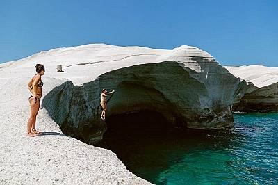 Остров Милос, Гърция