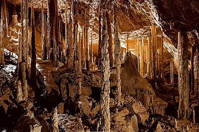 Подземният лабиринт на Борнео