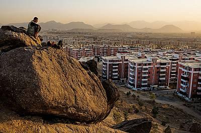 Средната класа на Кабул