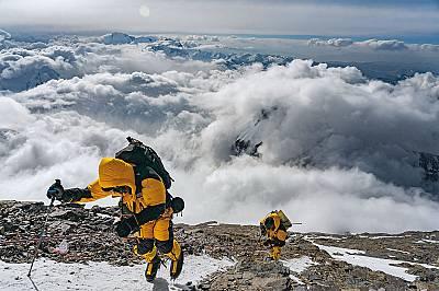 Голямата загадка на Еверест