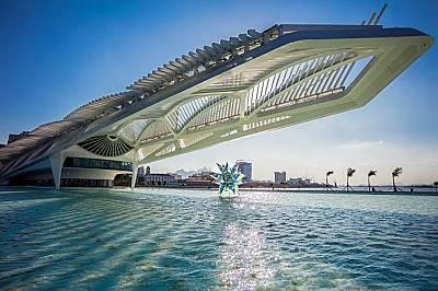 Рио де Жанейро, БразилияМузеят на Бъдещето в Рио де Жанейро вдъхновява посетителите да погледнат напред през едно дигитално преживяване, което разглеж...