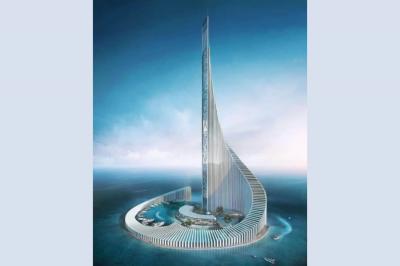 """Мегапроекти: Невероятният комплекс """"Домино"""" в Занзибар"""