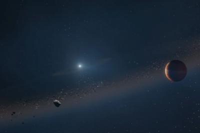 Оцеляла планета след краха на слънцето ѝ осветява бъдещето на Земята