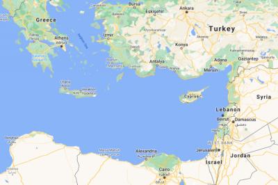 Меч от кръстоносните походи на 900 години е открит в Средиземно море