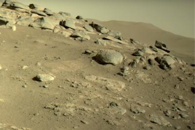 НАСА показа кадри, заснети от марсохода Perseverance