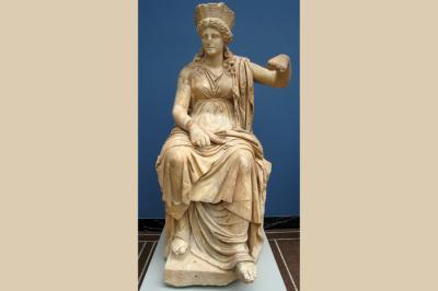 Как траките изобразяват Великата богиня-майка?