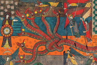 Ужасяващи видения за Апокалипсиса разкриват страховете на Средновековна Испания