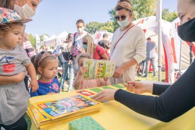 Турнето на National Geographic Kids 2021 приключи грандиозно в София