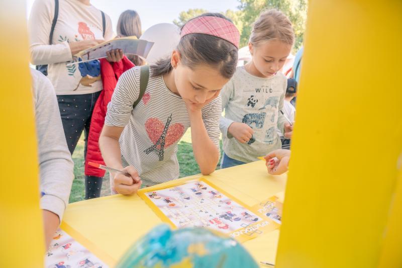 Турнето на National Geographic Kids 2021 в София