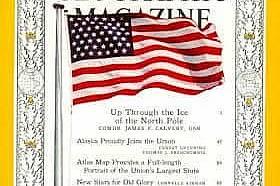 Юли 1959 - първа снимка на корицатаЗа първи път, 70 години след основава