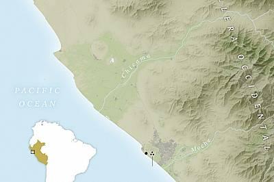 Населените места по северното крайбрежие на Перу са податливи на климатичните разрушения, причинявани от циклите на Ел Ниньо.