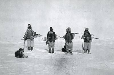 Архив: чернокож изследовател първи стъпил на Северния полюс