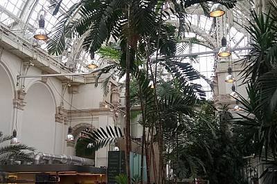Palmenhaus - едно от най-популярните заведения във Виена