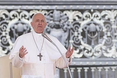 Папа Франциск към българите: Да дойда в България ще бъде поклонничество под знака на мира