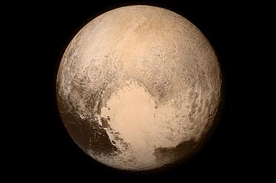 NASA разкри нови сензационни подробности за Плутон