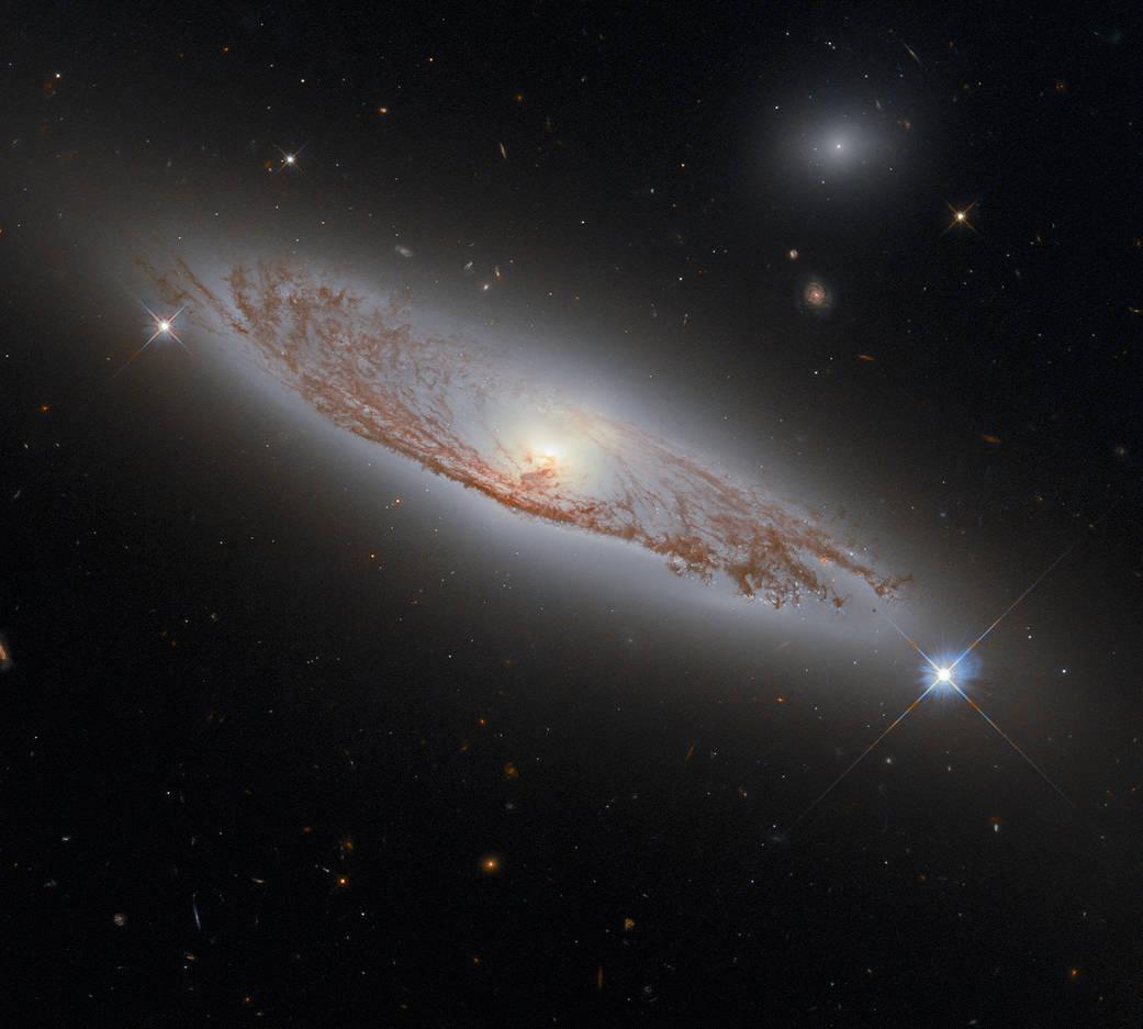 Снимка: ESA/Hubble & NASA, D. Rosario; Acknowledgment: L. Shatz