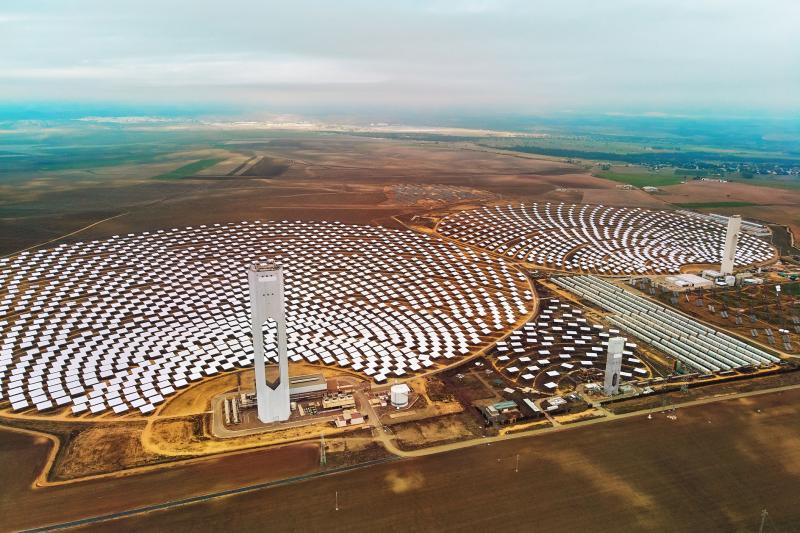 Най-красивите соларни паркове в света