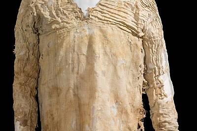 Най-старата рокля в света е на 5000 години