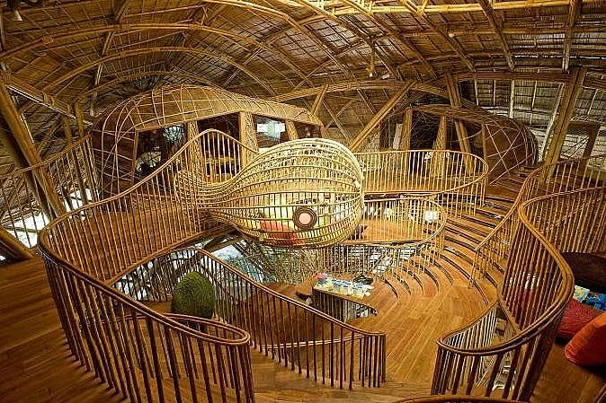 Уникални библиотеки от различни краища на света
