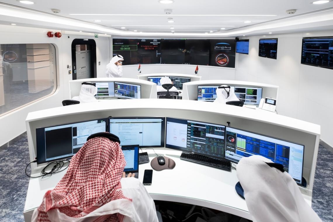 Космически център Mohammed Bin Rashid