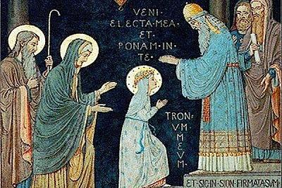 Въведение Богородично и Ден на християнското семейство