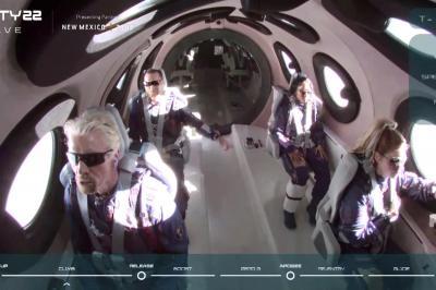 Какво означава полетът на Virgin Galactic за бъдещето на космическия туризъм