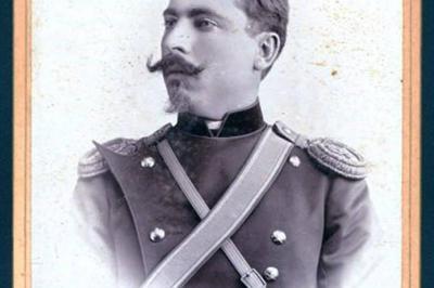 Генерал Владимир Вазов (14 май 1868 г.-20 май 1945 г.)