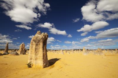 Пустинята Пинакълс - сюрреалистична красота, която омагьосва