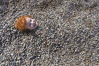 """""""Голям камък""""Подгласник, първо място в категория """"Невероятно, но факт"""" По-малката сестра на Тайг, заровена под искрящите камъни н..."""