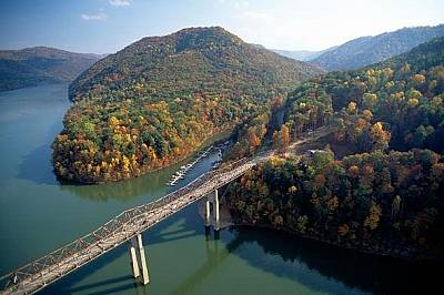 Дивите живописни реки на Америка – галерия